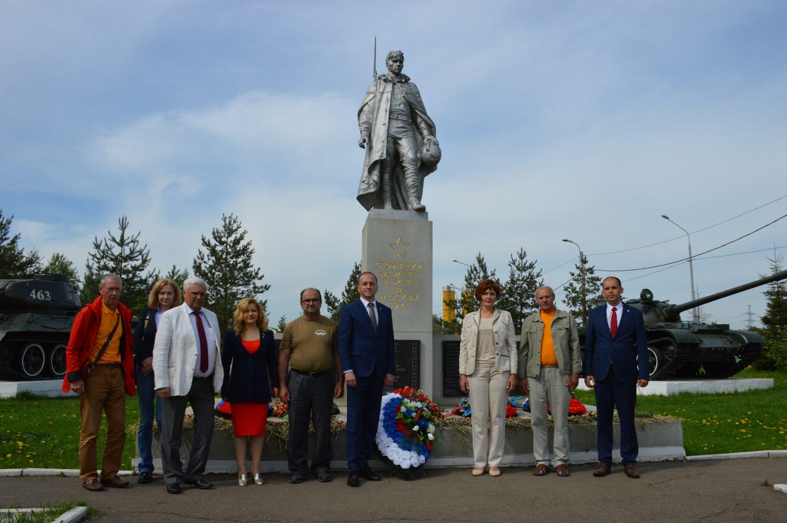 Фото: администрация поселения Марушкинское