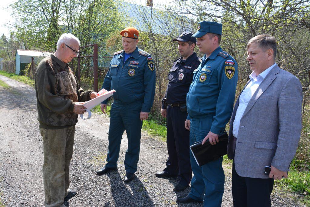 В новой Москве проводятся профилактические мероприятия  в местах массового отдыха, лесопарковых зонах и СНТ