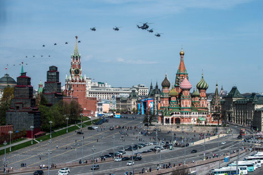 Рост туристического потока в Москву увеличился в мае
