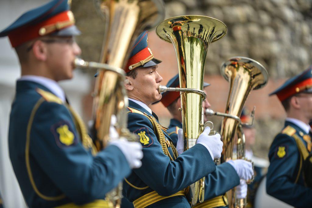 День Победы отметят концертами на московских вокзалах