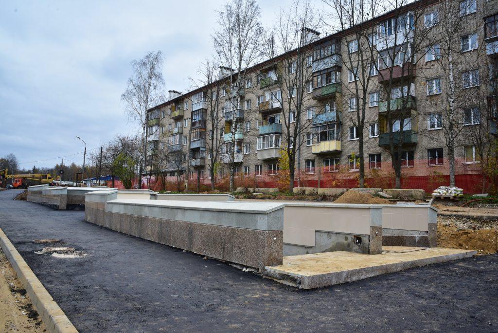 Дорогу проложат от Калужского шоссе до деревни Яковлево