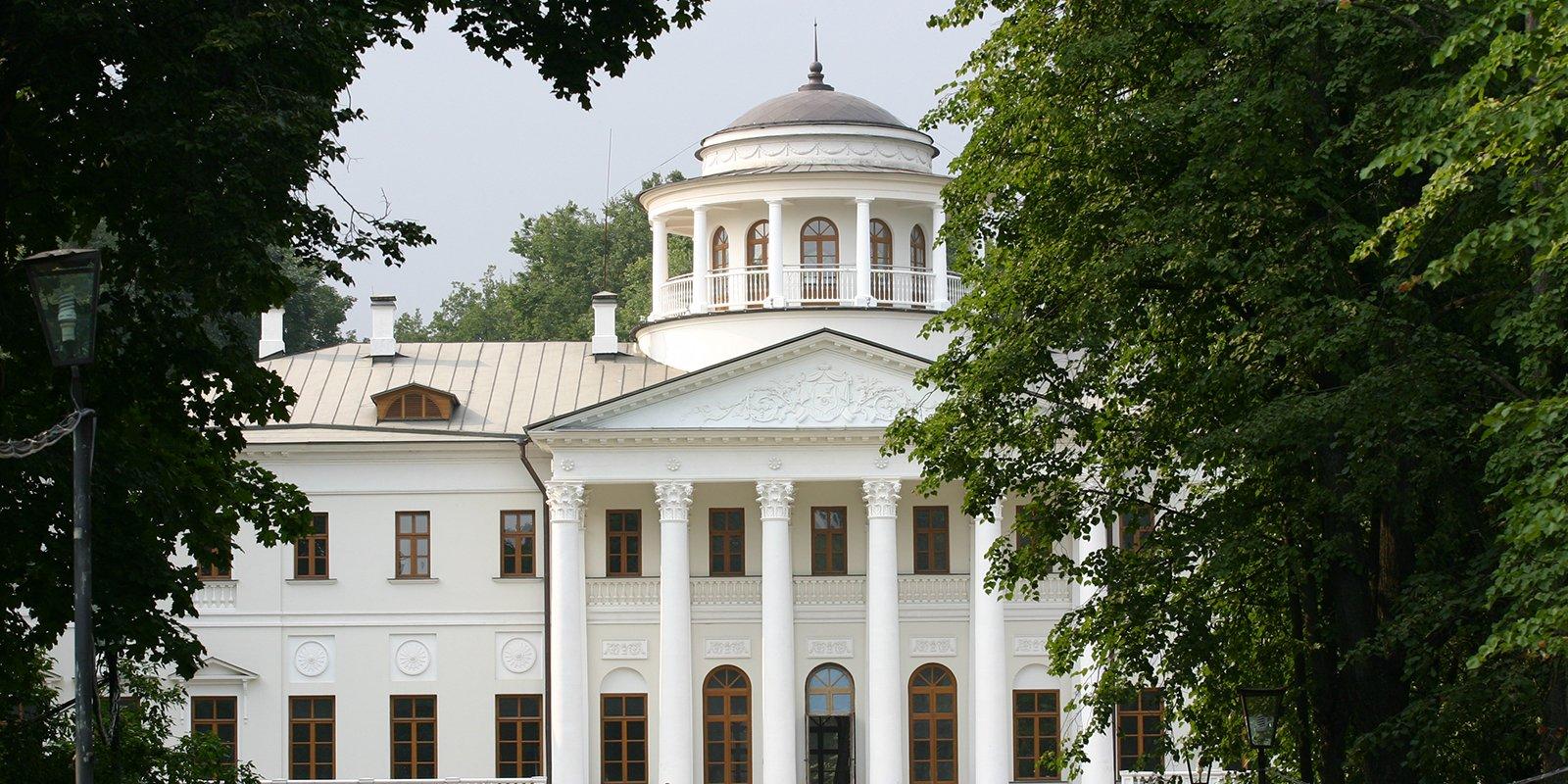 Карамзинскую рощу отреставрируют в Рязановском. Фото: mos.ru