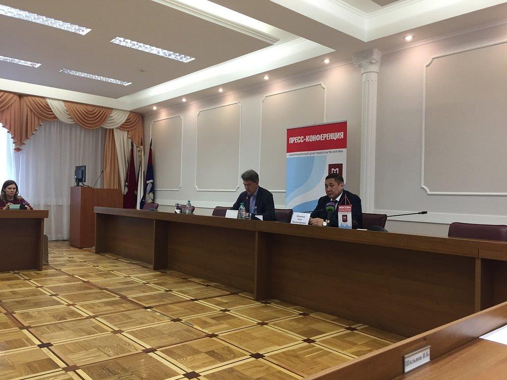 Пресс-конференция для предпринимателей прошла в столице
