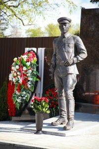 Памятник сотрудникам Московской милиции, погибшим в годы Великой Отечественной войны. Фото: администрация городского округа Троицк