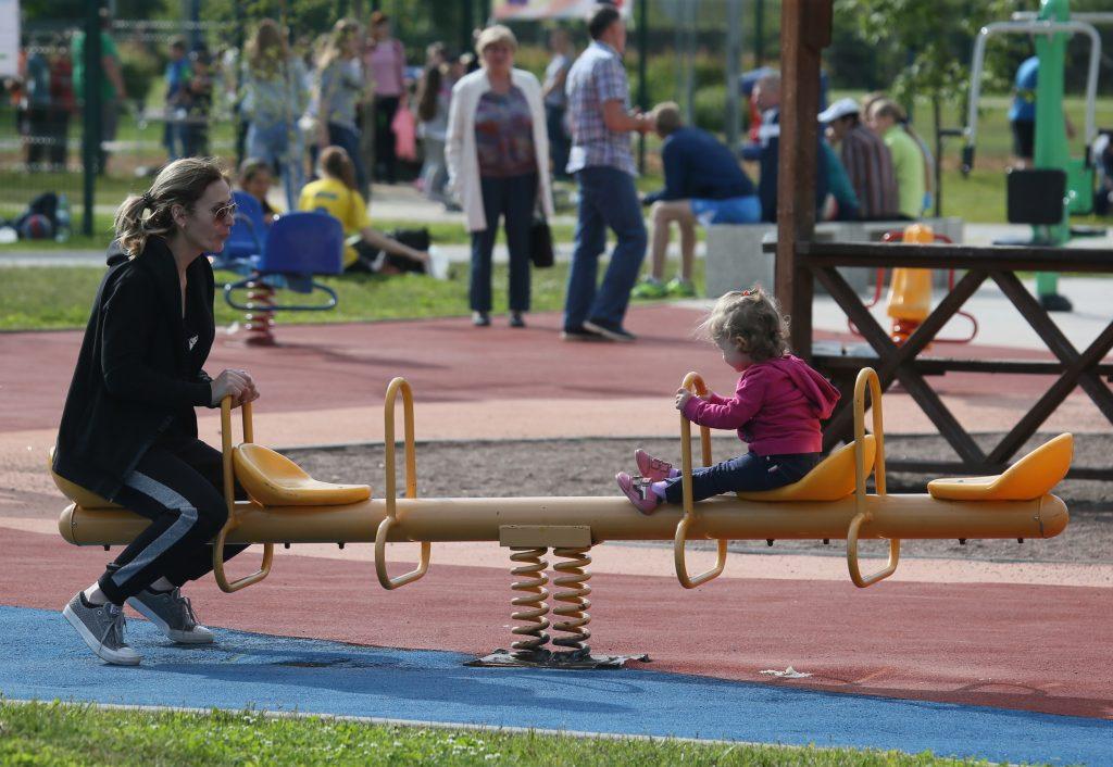 Сарафанное радио делает народные парки все популярнее