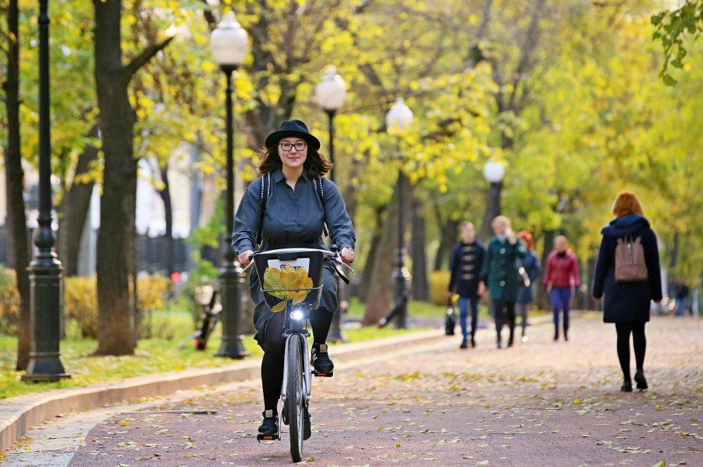 Развитие парковых зон в Новой Москве обсудят на выставке «APX Москва». Фото: Антон Гердо, «Вечерняя Москва»