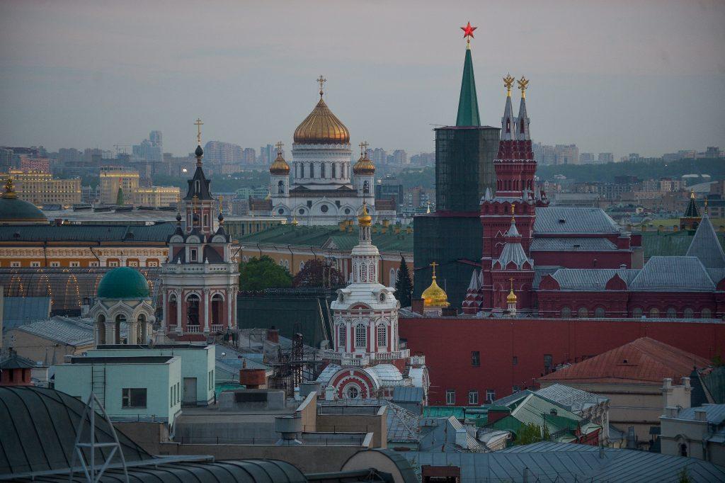 Набатную башню откроют для туристов в начале лета.Фото: архив, «Вечерняя Москва»