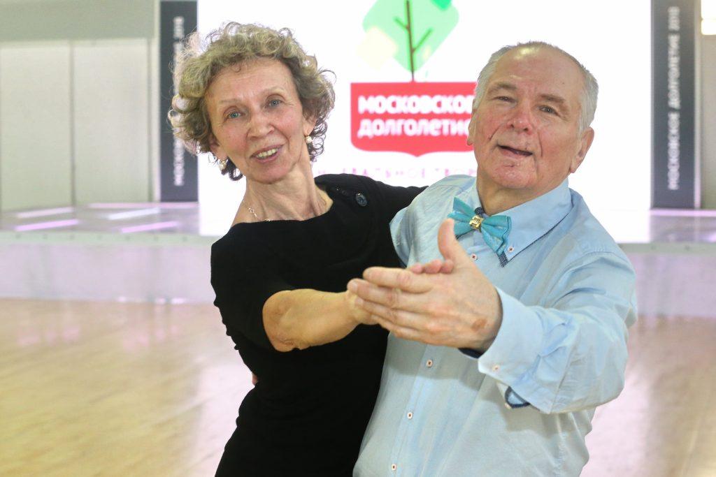 Танец, я люблю тебя!