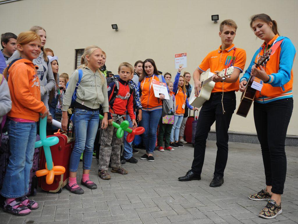 Программу «Московская смена» запустят в Рязановском. Фото: Александр Кожохин, «Вечерняя Москва»