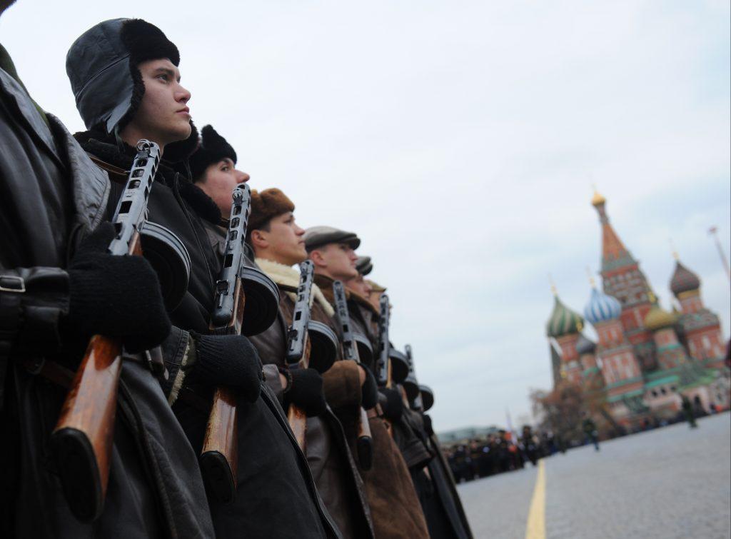 Фронтовые портреты изфондов Музея Победы можно будет увидеть вцентре столицы