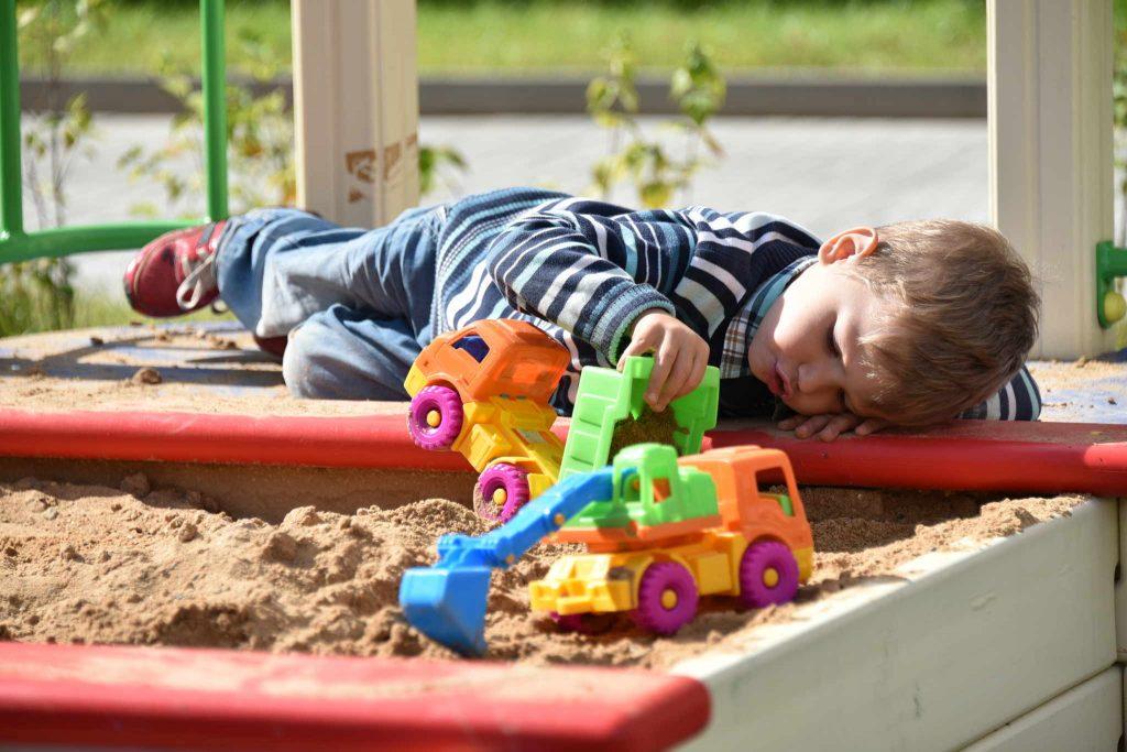 Шесть детских садов построили в Коммунарке с 2012 года