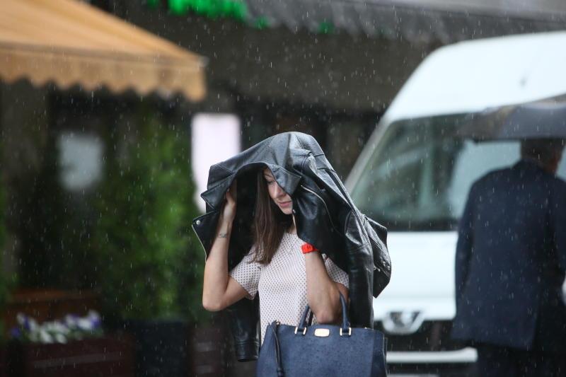 В Москве сохранится дождливая погода