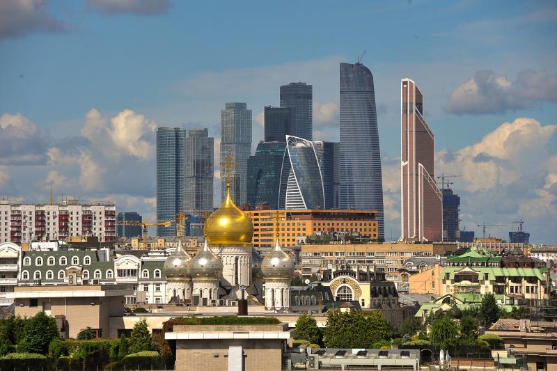 Москва вошла в десятку городов с самыми дорогими премиальными офисами
