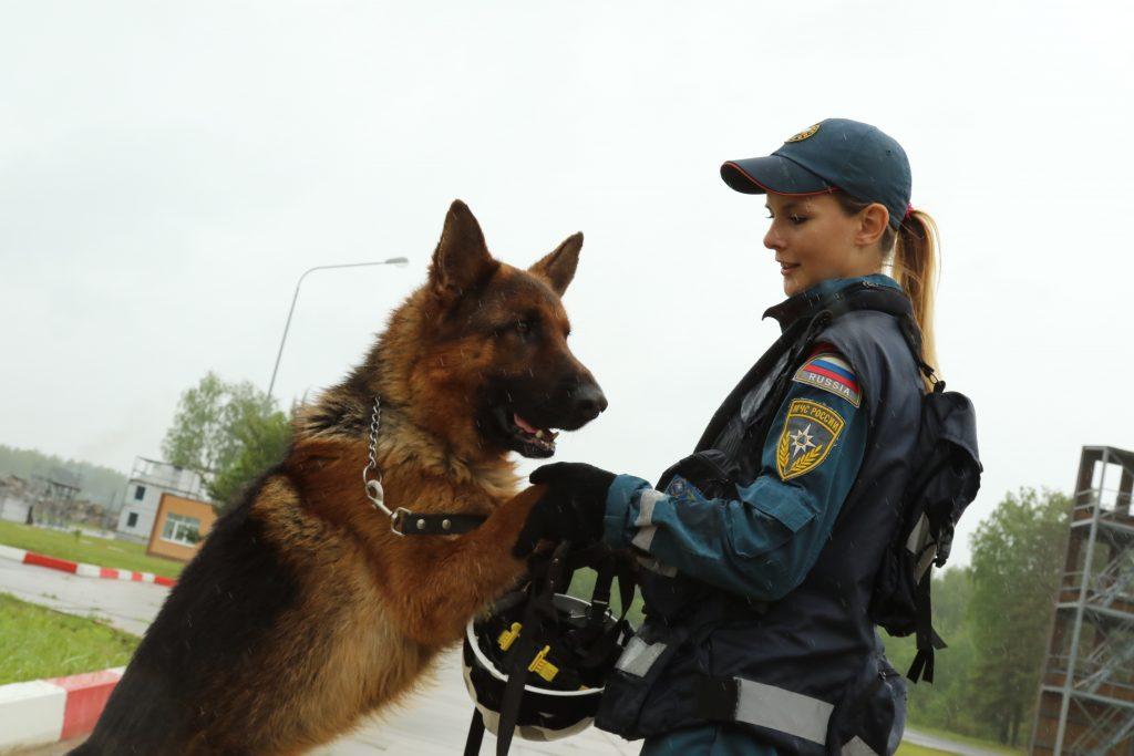 Безопасность на 9 Мая в Новой Москве обеспечат более 20 спасателей и пожарных