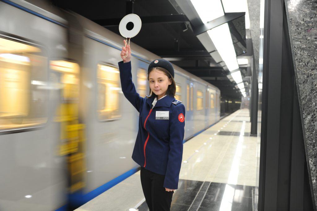 Метро Москвы получит три участка Большой кольцевой линии в 2020 году