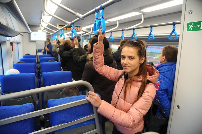 Более 700 тысяч человек воспользовались Московским центральным кольцом с 29 апреля по 2 мая
