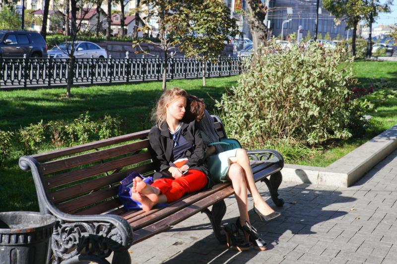 Воздух в Москве прогреется до 23 градусов