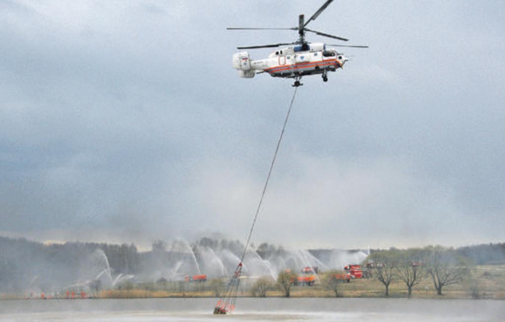 Стоп-кадр: Тушить летний пал пожарные готовы