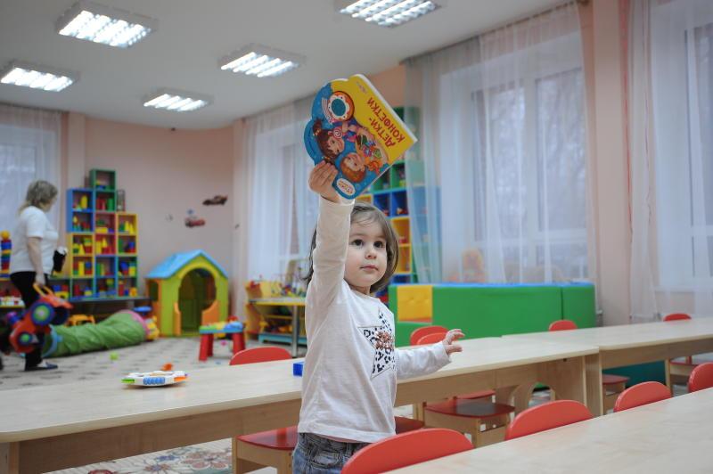 Новые детские сады в поселении Московский начнут работать с сентября