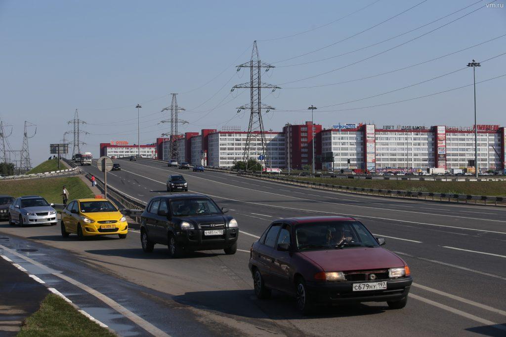 Новая дорога свяжет Киевское и Калужское шоссе