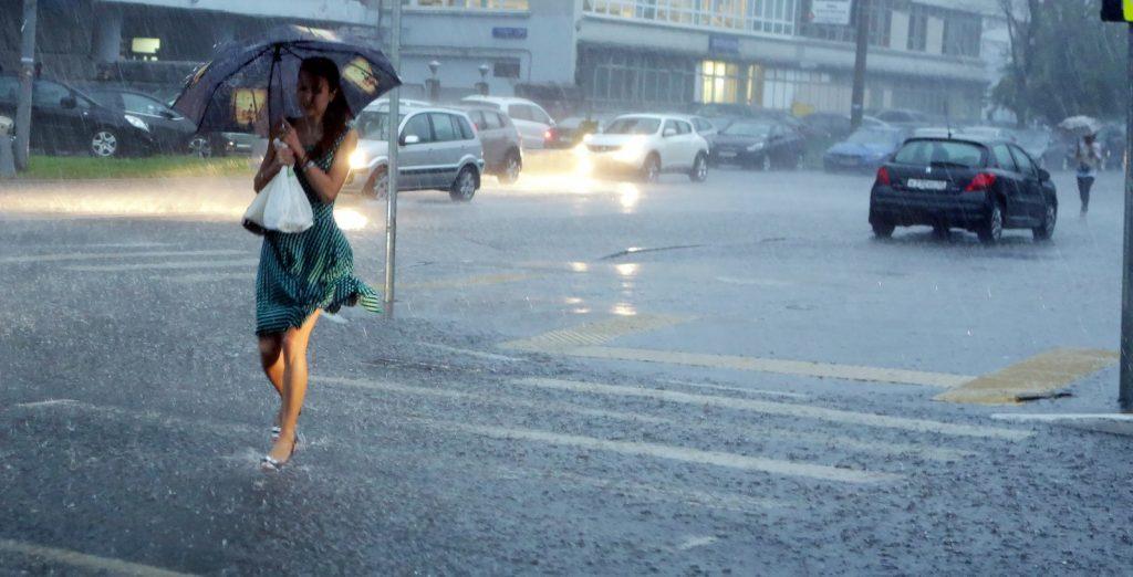 Москва окажется под влиянием атмосферных фронтов. Фото: Анна Иванцова