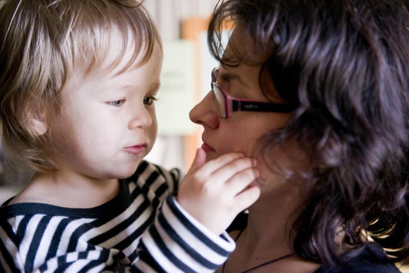 Родители с детьми смогут посетить выставку «Венец всех ценностей — семья». Фото: Пелагия Замятина, «Вечерняя Москва»