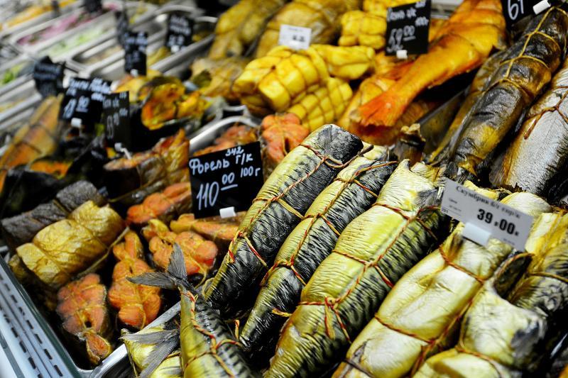 Кулинарные мастер-классы проведут для посетителей «Рыбной недели»