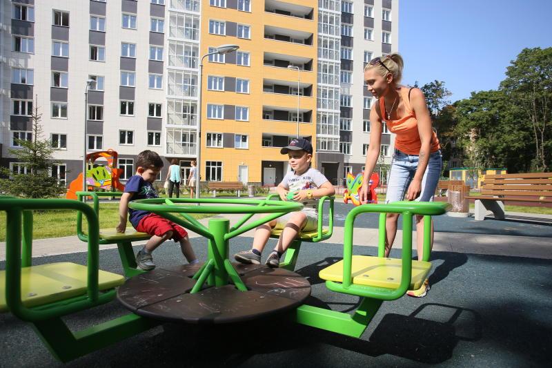 Более 300 тысяч квадратных метров недвижимости ввели в эксплуатацию в Новой Москве с начала года