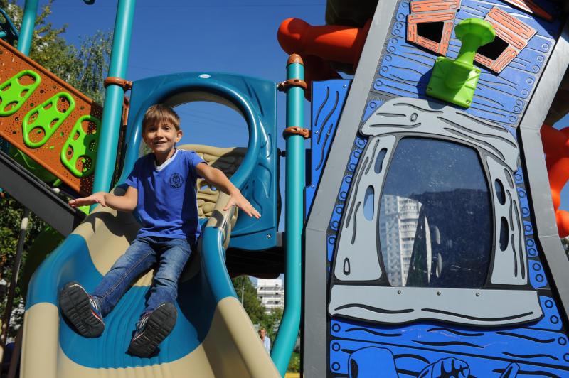 День защиты детей: 13 парков подготовили праздничную программу для юных москвичей