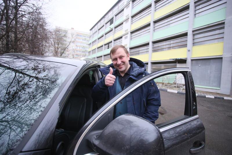 Гараж с магазином и автомойкой возведут во Внуковском