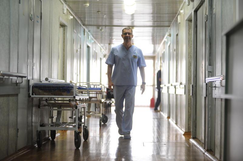 Детскую поликлинику Вороновской больницы приспособят для маломобильных граждан