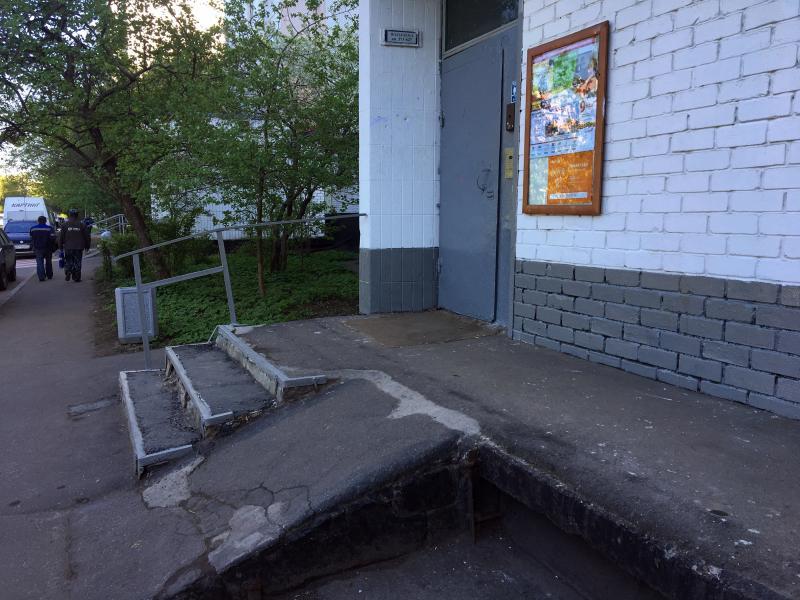 Ремонт подъездов пройдет в Сосенском