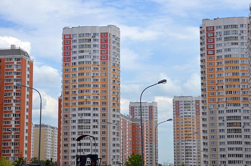 Жилой комплекс возведут в Десеновском