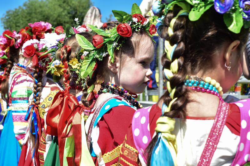Дети. Фото: Пелагия Замятина, «Вечерняя Москва»