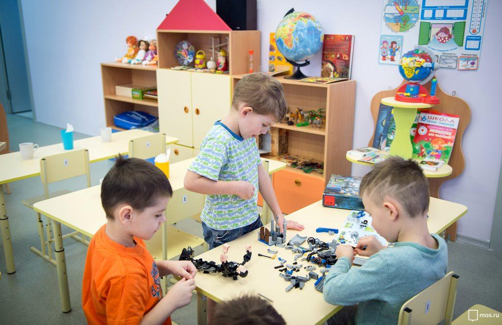 Детский сад на 220 мест построят в Коммунарке
