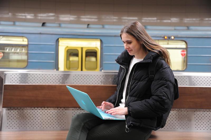 Москвичи смогут быть в курсе событий не выходя из метро. Фото: архив, «Вечерняя Москва»