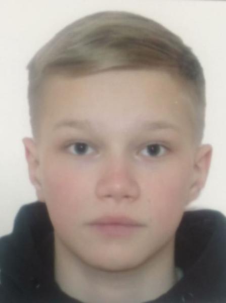 Розыск пропавшего без вести несовершеннолетнего Мухина Леонида Сергеевича