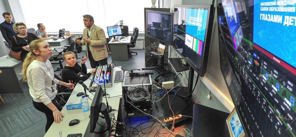 Москвичи выберут программу образовательного телеканала