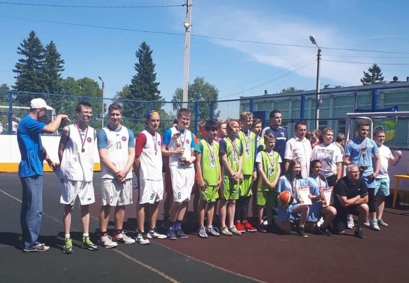 Фестиваль спорта прошел в Первомайском