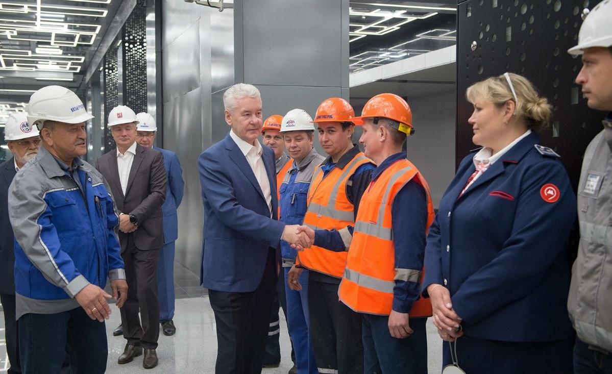 Пять ТПУ появятся на участке метро от «Раменок» до «Рассказовки»