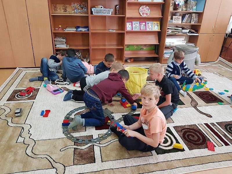 Ребята из Рязановского провели «День интересных дел»