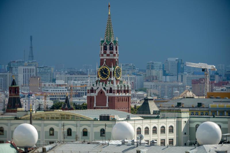 В Москву придут заморозки. Фото: Александр Казаков