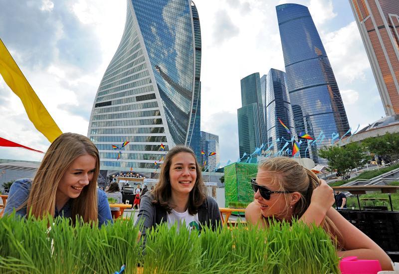 Температура воздуха в Москве прогреется до 26 градусов