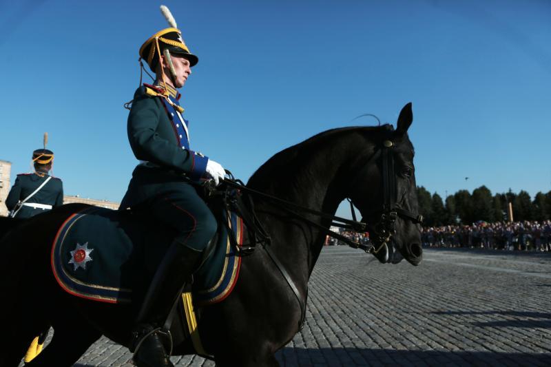 Кавалеристыбудут патрулировать парки Москвы в День России