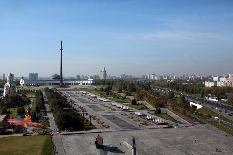 Более тысячи крыш отремонтируют в Москве