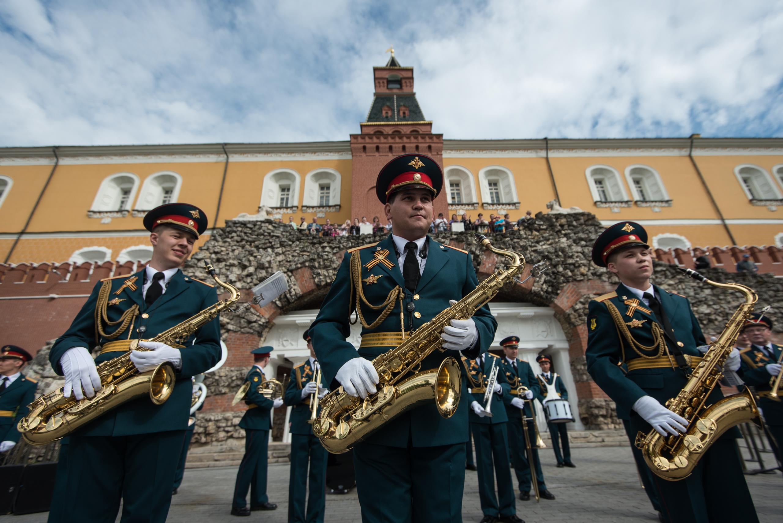 Московский Кремль перестанет работать в День России
