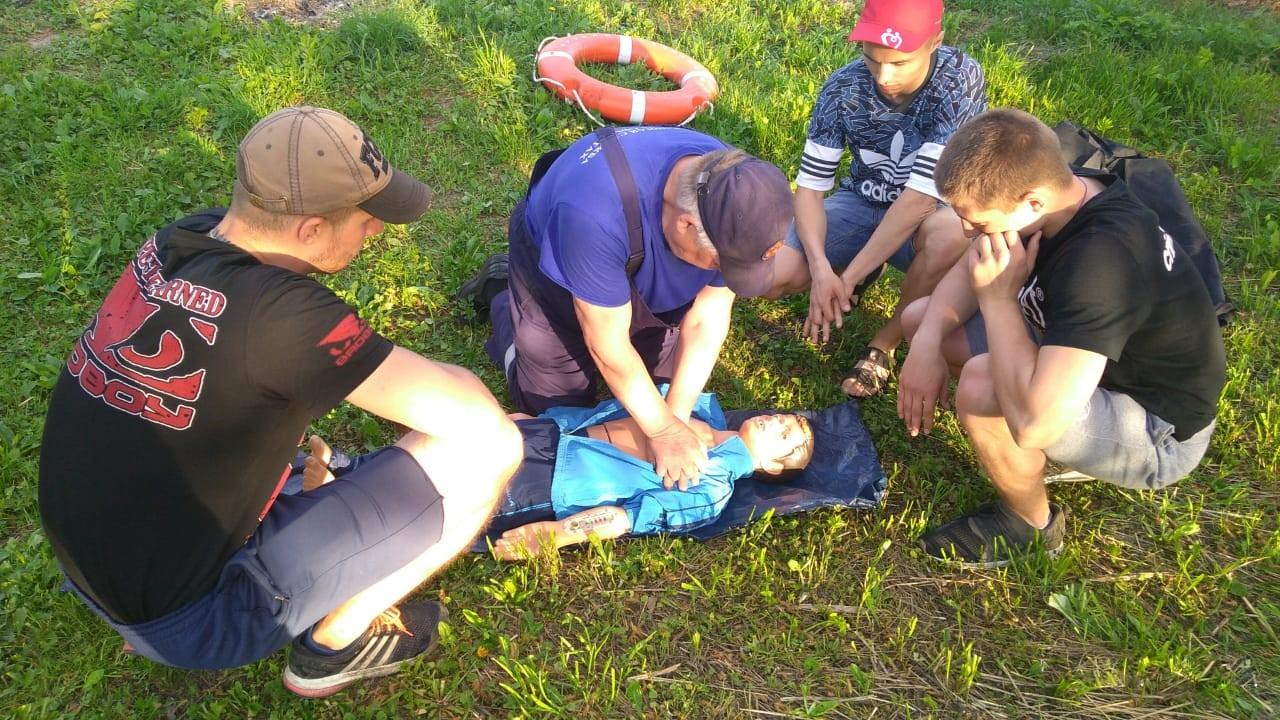 Добровольцы Новой Москвы пополнили ряды спасателей на воде