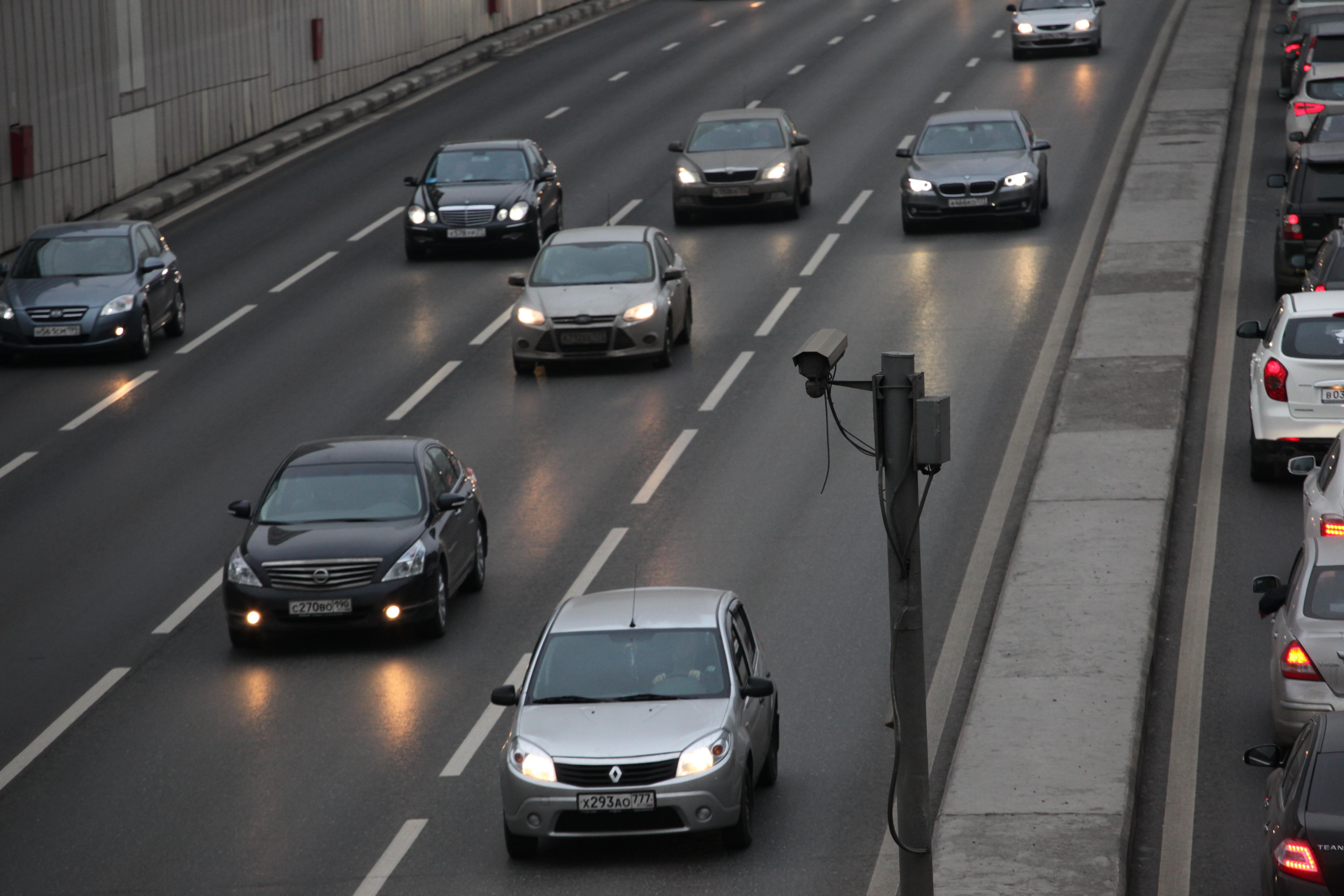 Интеллектуальная транспортная система Москвы «поумнеет» на 400 видеокомплексов
