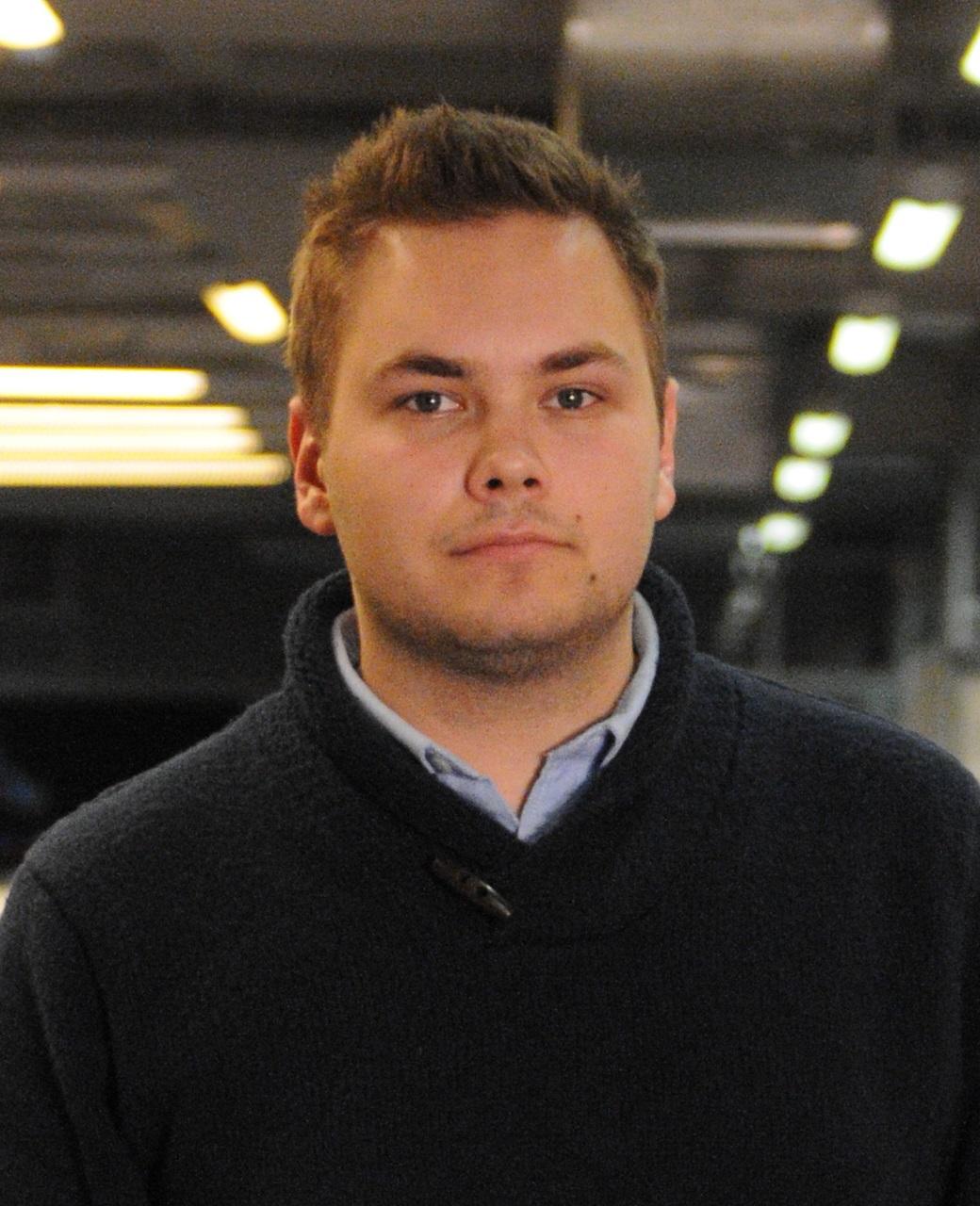 Тимофей Лебедин, выпускающий редактор