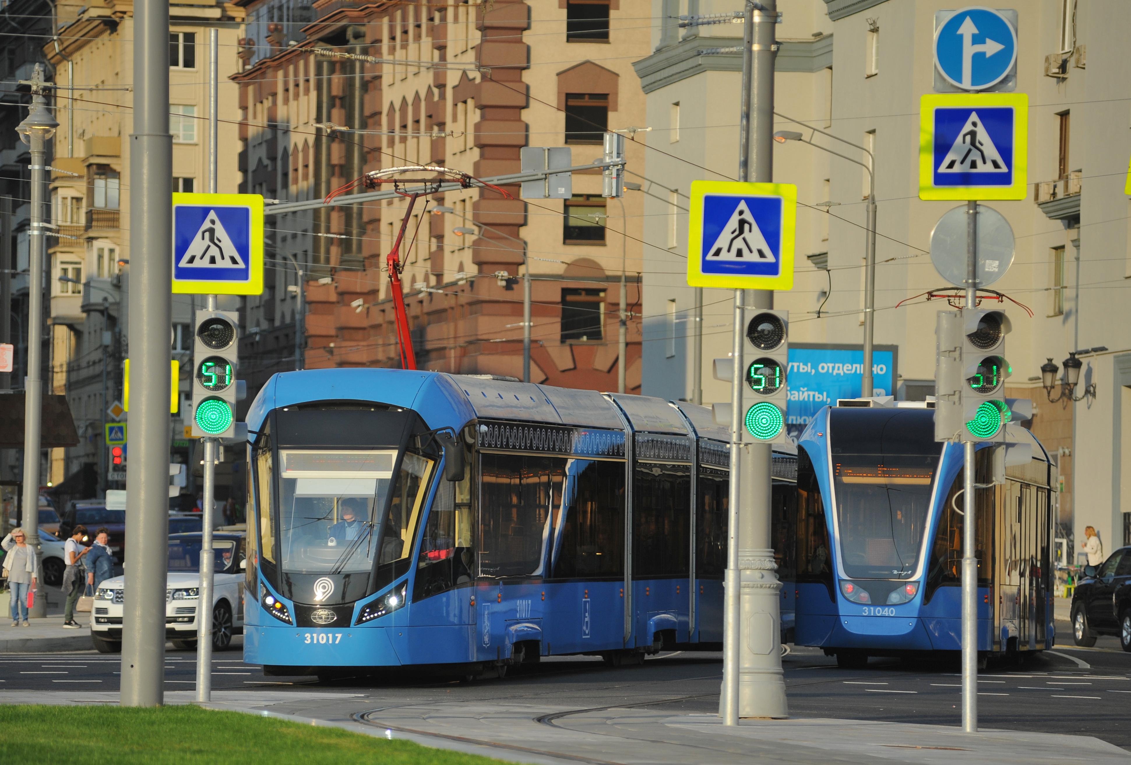 Специальный раздел добавили на сайт «Московский транспорт»